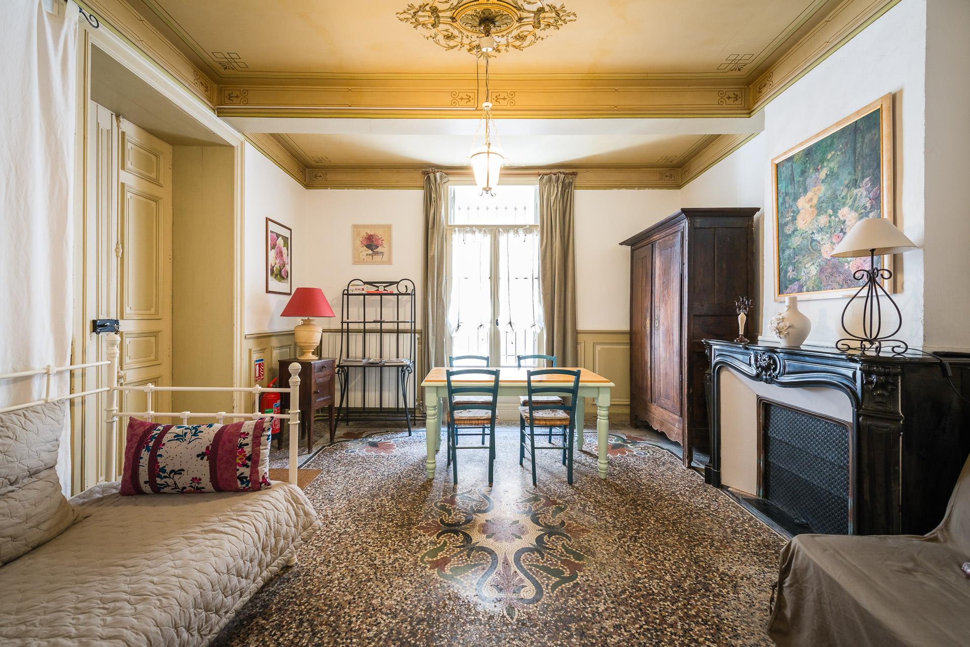 Chambres d hotes Lou Cantou  CAUX HERAULT La chambre d h´tes